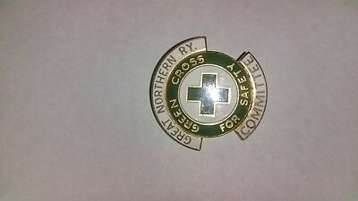 Great Northern Safety Badge