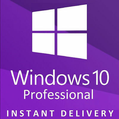 Win 10 Pro - Full Version - Key ( Licencia )