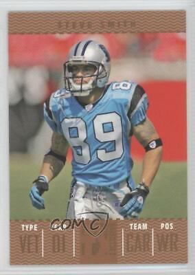 2007 Topps TX Exclusive Bronze Tickets/149 #62 Steve Smith Carolina Panthers
