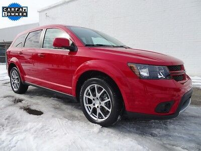 2017 Dodge Journey GT 2017 Dodge Journey GT SUV Used 3.6L V6 24V Automatic AWD
