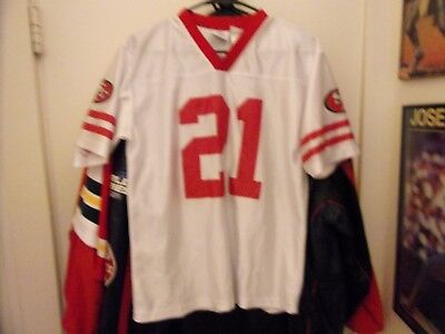 2f179a929 San Francisco 49ers   21 Frank Gore Football Jersey Size Youth L 14 16 By