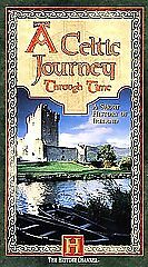 A Celtic Journey Through Time: A Short History of Ireland VHS New A & E History