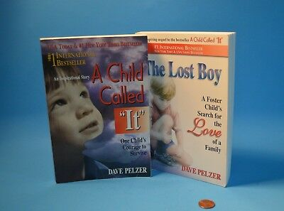 """A Child Called """"It"""" : One Child's Courage to Survive and The Lost Boy  Pelzer"""