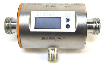 IFM Electronic GMBH SM6004 Magnetic Flow Meter