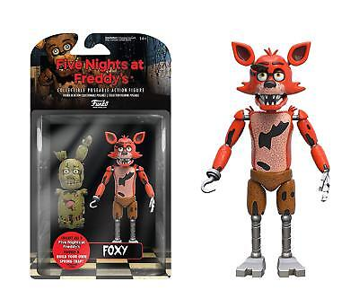 Funko FNAF Five Nights at Freddy's Articulated Foxy  5in. Action Figure