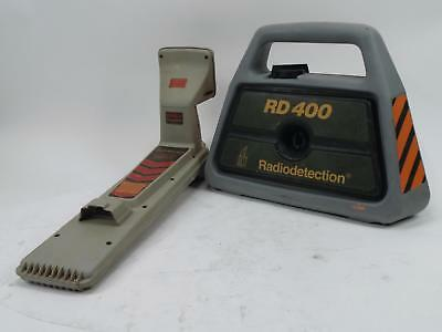 Radiodetection Locator Set Model RD400 PDL2 FA1 with RD400 Transmitter