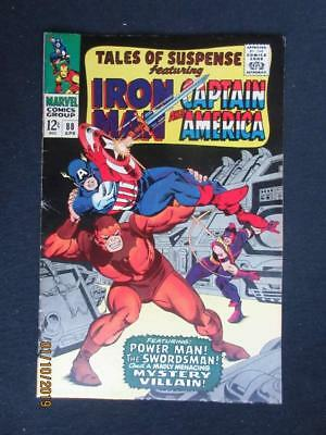 Tales of Suspense #88 MARVEL 1967 - HIGHER GRADE - Iron Man, Captain America!
