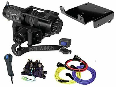 2500lb Mad Dog Winch Mount Combo Can-Am 17-19 Renegade 570XMR 850XMR 650XMR