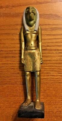 Ancient Egyptian Reproduction Thoth God Statue Sculpture Sacred Source