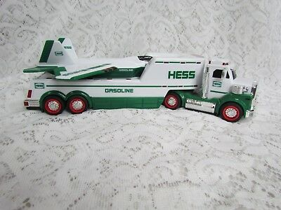 2010 Hess Toy Truck and Jet Plane ~ No Box