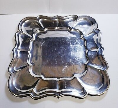 Reed & Barton Sterling Sandwich Windsor Plate X958K
