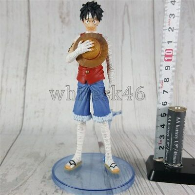 Monkey D Luffy Figure Super One Piece Styling Anime Manga Authentic /5917