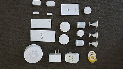Full XIAOMI MIJIA SMART HOME SECURITY KIT WIRELESS SENSOR CONTROL DEVICE SET