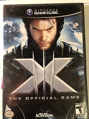Nintendo Gamecube Video Game X-Men The Official Game Complete In Box