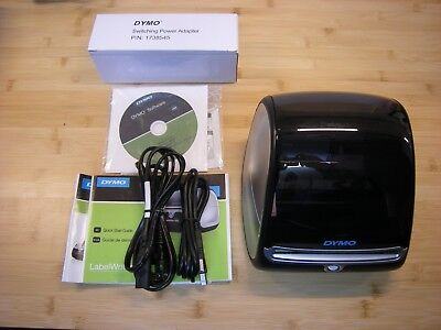 Dymo LabelWriter 4XL Label Thermal Printer - Black Excellent Condition