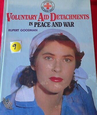Voluntary Aid detachments VAD x Rupert Goodman