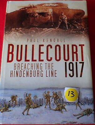 Bullecourt 1917 by Paul Kendall War Military Australian etc