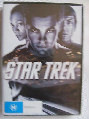Star Trek DVD  Brand New