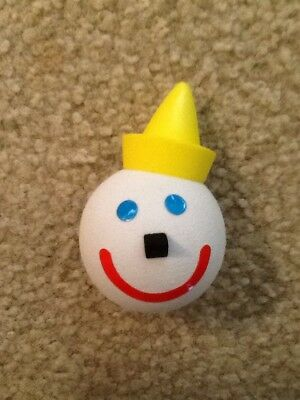 """Jack In The Box """"CLOWN"""" Antenna Ball New"""