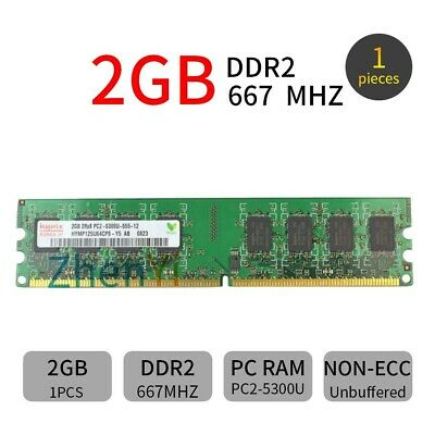 RAM Memory Upgrade for The Shuttle XPC SB95P V2 2GB DDR2-400 PC2-3200