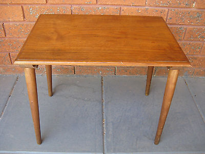 RETRO 1970s  PARKER (EAMES) STYLE COFFEE TABLE.