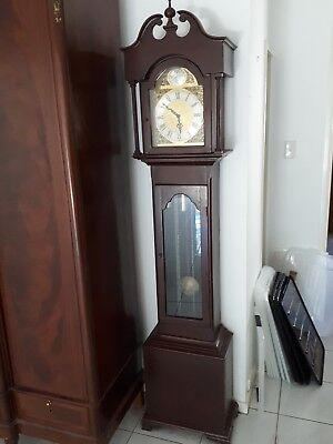 Grandfather Clock Long Case Standing