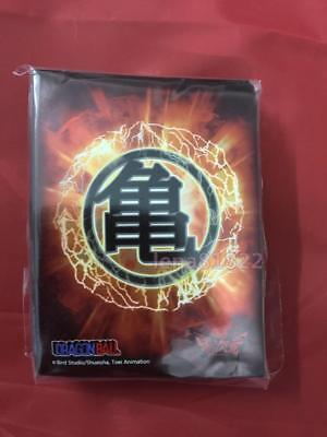 50pcs/Pack DECK PROTECTOR Card Sleeves 65mm*91mm DragonBall 1 as picture in