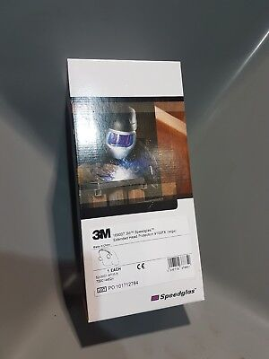 3M Speedglas Extended Head Protection 9100FX. 169007