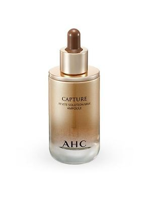 AHC Capture Revite Solution Max Ampoule 50ml Whitening Wrinkle Care