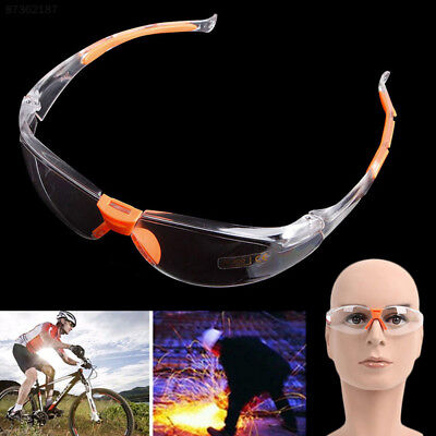 F7BC Protective Glasses SO1 Safety Glasses Goggles Durable Safety Bicycle Miner