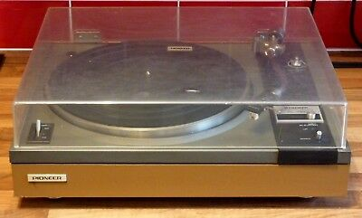 Pioneer PL-115D Record Player/Turntable