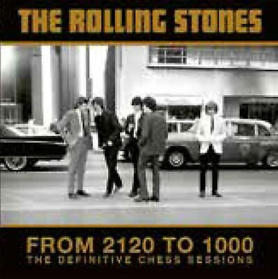 The Rolling Stones From 2120 To 1000 - Definitive Chess Sessions 2-LP limited