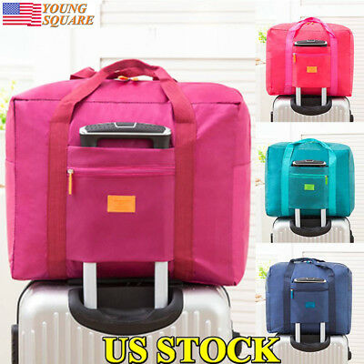 157aa590a1 Duffle Duffel Bag Sport Travel Carry-On Workout Gym Red Black Blue Navy  Purple
