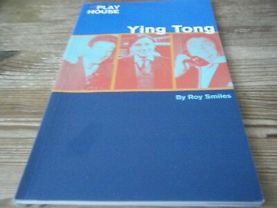 2004   Theatre  Programme  -  Ying  Tong -    West  Yorks  Playhouse   Vgc