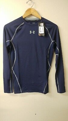 UNDER ARMOUR Heatgear Compression Long Sleeve Top Size M