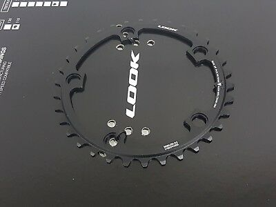 Look ZED 2 BCD110mm 36T Inner Chainring #3292