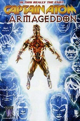 Captain Atom: Armageddon (2005 Ltd) #   9 Near Mint (NM) DC Comics MODERN AGE