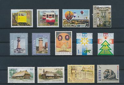 LJ59541 Lithuania nice lot of good stamps MNH