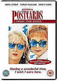Postcards From The Edge New Region 2 Dvd
