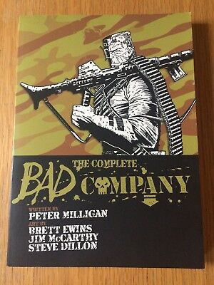 The Complete Bad Company *OOP* *RARE*