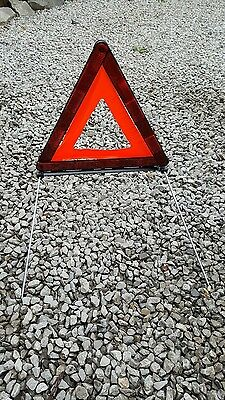 Geniune New Bmw Geka Hazard Warning Triangle 27R03566 All So Fits Other Cars