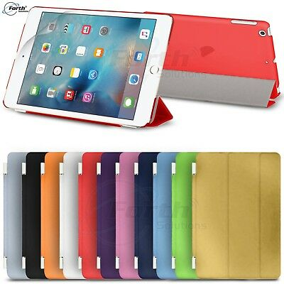 Smart Stand Magnetic New Leather Folding Flip Case Cover for All iPad Mini 4