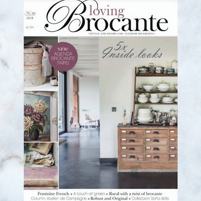 Loving Brocante  Magazine Issue 5 2018