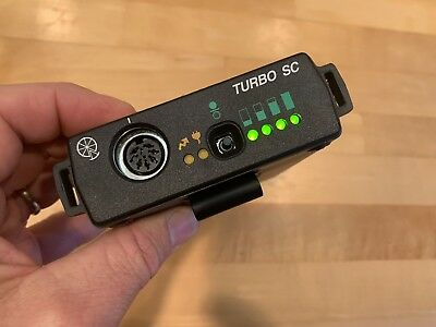 Quantum Instruments Turbo SC Battery Pack - Great Condition