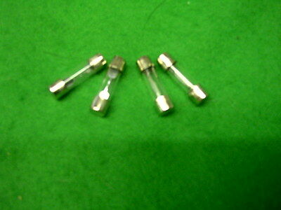YAMAHA XS 1100 XS1100 NEW SET OF FOUR 25MM FUSES 1 x 20 AMP 3 X 10 AMP