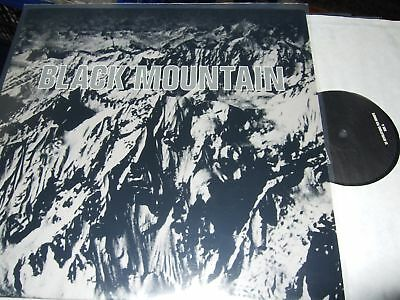 Black Mountain : Same Lp 2005 City Slang Germany