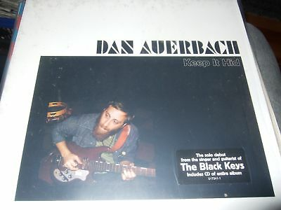 Dan Auerbach : Keep It Hid Lp+Cd 2009 Nonesuch Usa