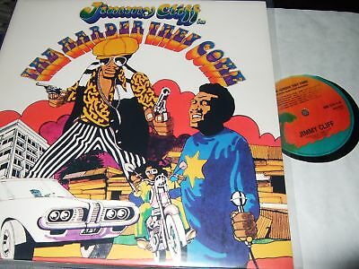 Jimmy Cliff : The Harder They Come Soundtrack Lp 2001 Island Eu
