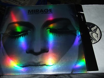 Josefin Öhrn+The Liberation : Mirage Lp 2016 Rocket Uk