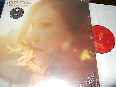 Kathryn Wiliams : Crown Electric Lp 2013 Indian Uk